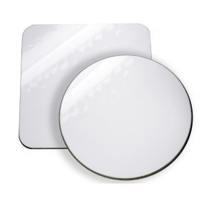 sublimation blank coaster circular