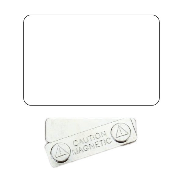 sublimation blank name badge