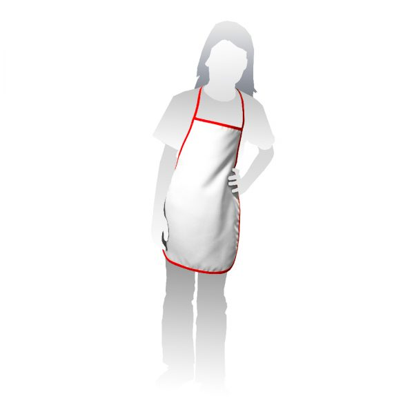 sublimation blank apron child's apron sublimation