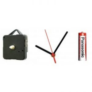sublimation blanks clock mechanism