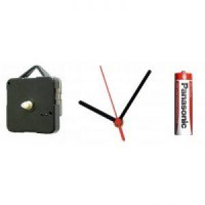 sublimation blanks clock mechanism