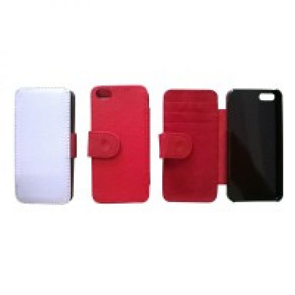 sublimation blank iPhone 5 flip case